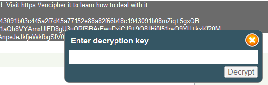 How to Protect - Encrypt Confidential Messages