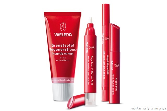 Goodbye Summer Giveaway Weleda
