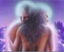 ligações espirituais eternas