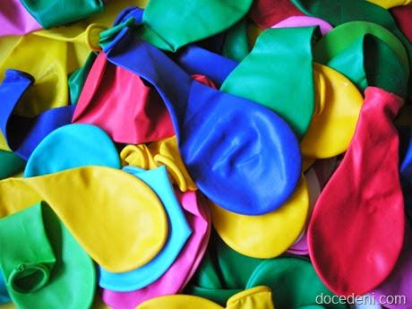 balões vazios