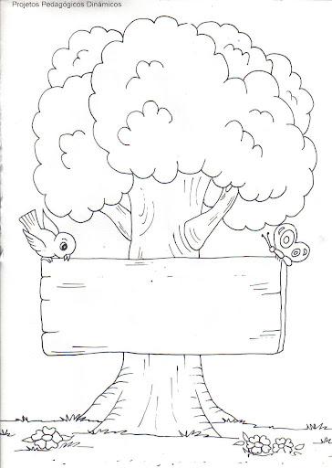 Árvore_Recados
