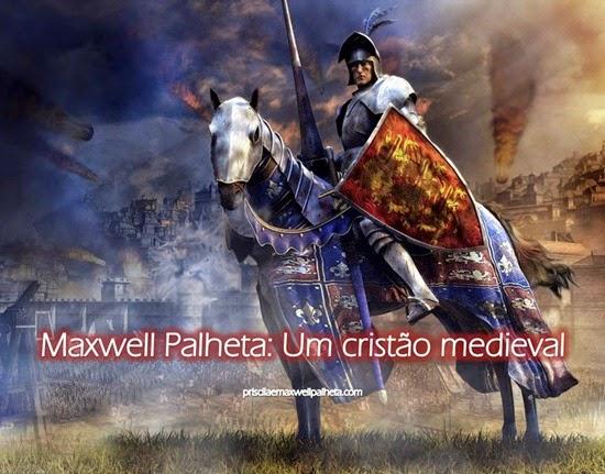 Maxwell Palheta Medieval - Priscila e Maxwell Palheta