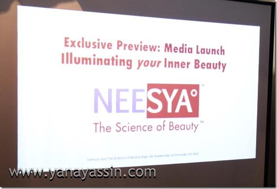 Neesya Kosmetik Malaysia  100