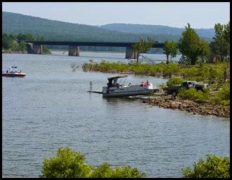 Greers Ferry Lake AR