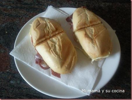 Bocadillos - Mimamaysucocina.com