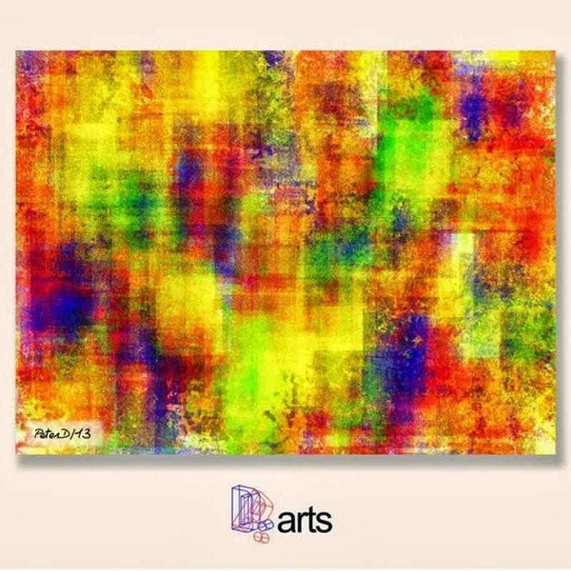 Digital Art by Peter Dunckelmann - Binary Beauty