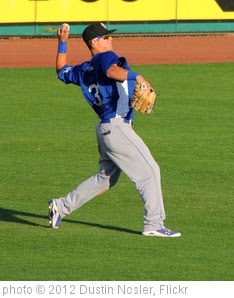 'Joc Pederson throw - June 5, 2012' photo (c) 2012, Dustin Nosler - license: http://creativecommons.org/licenses/by/2.0/