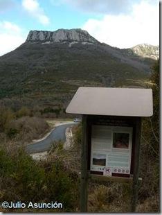 Sendero de la Mina de Zilarzilo - Valle de Arce