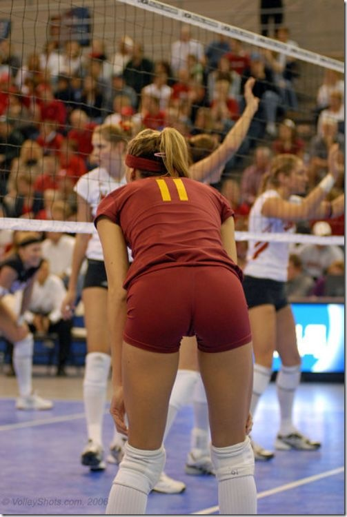 sexy girls volleyball shorts 01
