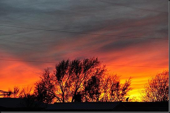 11-18-12 Sunset 1