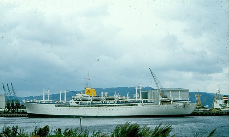 El MONTE UMBE en puerto y fecha indeterminados. Foto Flickr. Stig Baumeyer Photostream.jpg