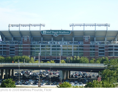 'Baltimore - Ravens' Stadium' photo (c) 2008, Mathieu Plourde - license: http://creativecommons.org/licenses/by/2.0/