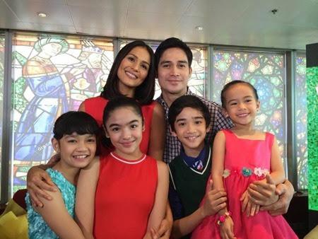 Hawak Kamay lead cast