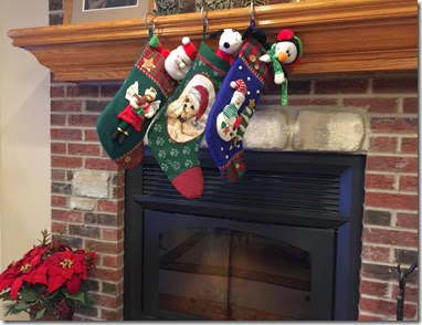 stockings for the girls