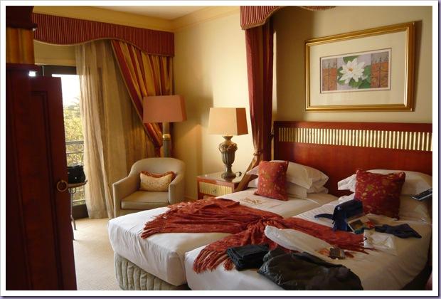 África-do-Sul-Johannesburg-D'Oreale-Grande-Hotel-Quarto