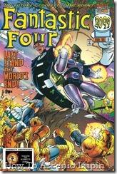 P00009 - Fantastic Four #8