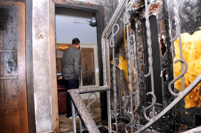 Έκρηξη στο γραφείο του Φαήλου Κρανιδιώτη