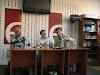 25 квітня в книгарні «Є» (пр. Свободи, 7) сектор літературних критиків розглянув книжки «Бийся головою до стіни» Степана Процюка та «Діти застою» Василя Кожелянка.