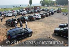 Dacia Duster meeting Kassel 2011 01