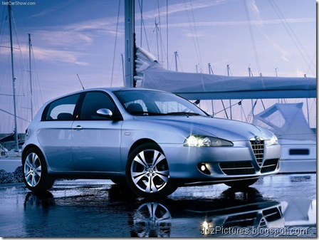 Alfa Romeo 147 Murphy and Nye (2007)_1