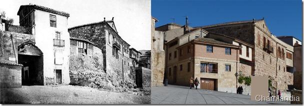 Puerta del Rio, de Anibal o de Hrcules. Salamanca