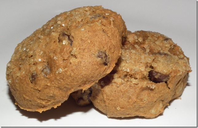 Pumpkin Spice Cake Mix Cookies 9-28-11