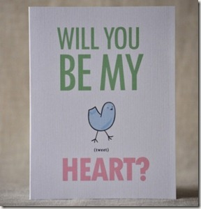 Twitter - Valentines
