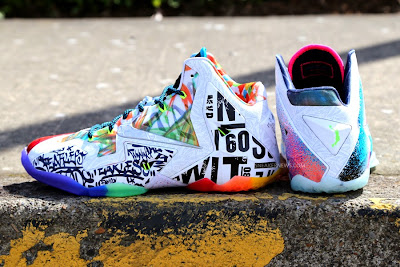 nike lebron 11 gr what the lebron 3 11 2k14 Beauty Shots: The Nike What The LeBron 11 / 2K14?