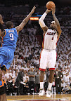 lebron james nba 120621 mia vs okc 099 game 5 chapmions Gallery: LeBron James Triple Double Carries Heat to NBA Title