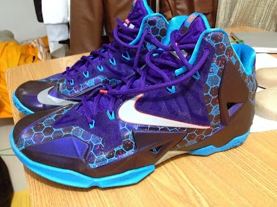 nike lebron 11 gr summit lake hornets 1 02 Nike LeBron XI Summit Lake Hornets Official Release Date