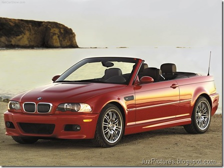 BMW M3 Convertible2