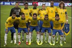 Selkección de Brasil