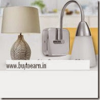 Snapdeal: Buy Lamps & Lighting Extra 20% off on Rs. 999