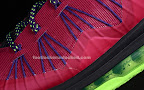 nike lebron 10 low gr purple neon green 4 06 Release Reminder: NIKE LEBRON X LOW Raspberry (579765 601)