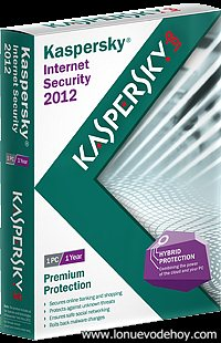 Kaspersky Internet Security 2012 img 1
