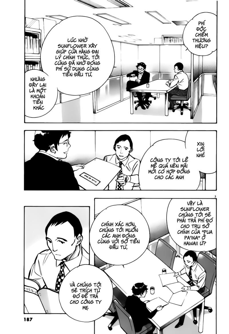 Shin Kurosagi - Con Diệc Đen 2 chap 197 - Trang 3