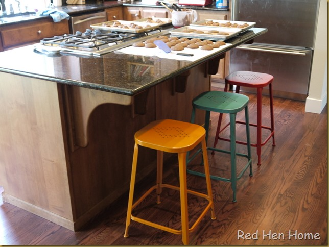 stools, guest chalet 001
