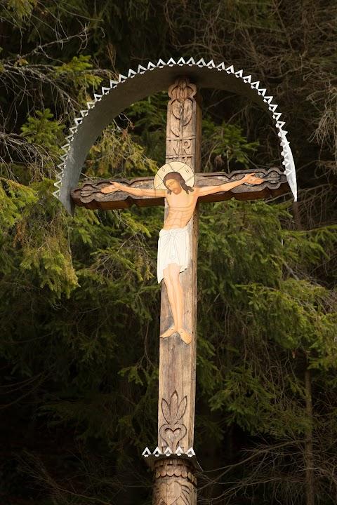 Krížová cesta, Hora Zvir, Litmanová