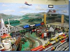 1838 Pennsylvania - Strasburg, PA - Railroad Museum of Pennsylvania - Railway Education Center lego display