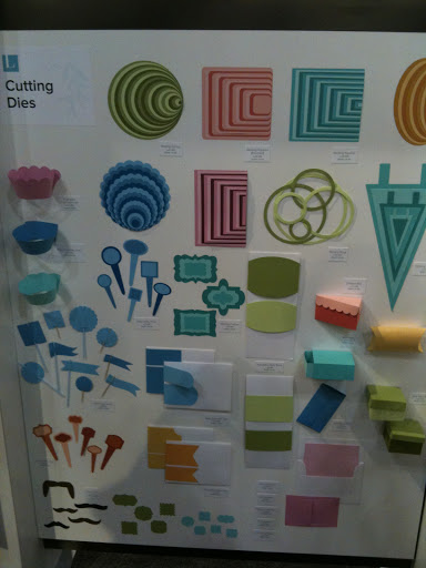 Lifestyle Crafts makes an amazing at home too,l to letter press and die cut yourself. Look at all the shapes.