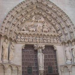83 - Puerta del Sarmental de la Catedral de Burgos