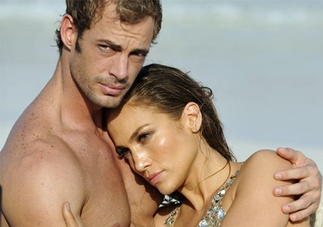 William Levy junto a Jennifer Lopez