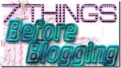 7thingsbeforeblogging