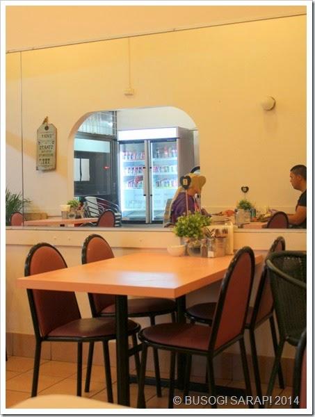 BODEGA GRILL CASUAL DINING AREA © BUSOG! SARAP! 2014