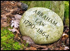 02b - Abraham Low Gravestone - from Internet