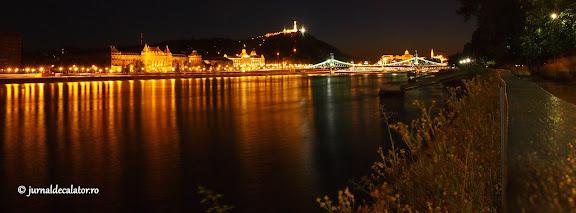 Budapesta la lumina lunii