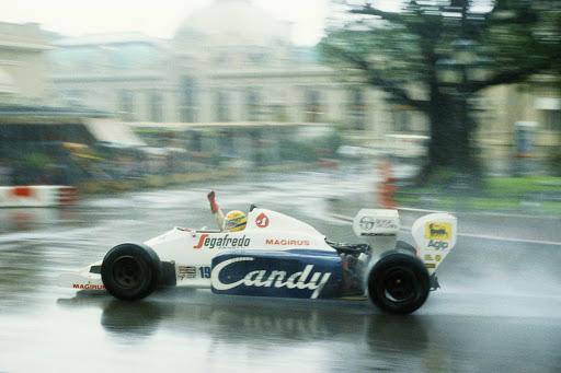 during the F1 Monaco Grand