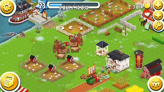 GAME : HAY DAY