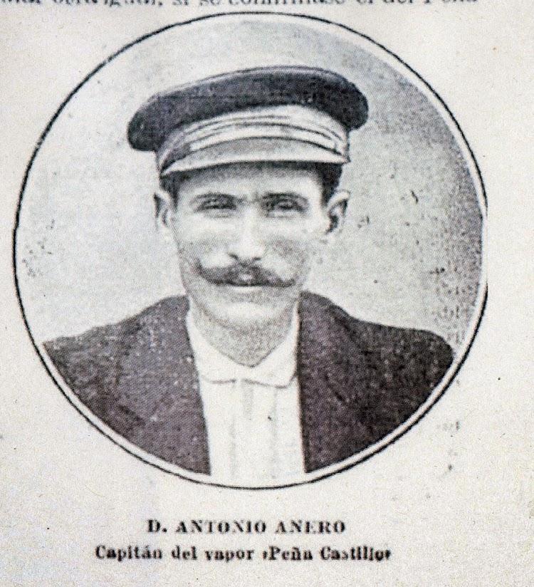 D. Antonio Anero. Capitan. Revista Nuevo Mundo. 27 de agosto de 1915.jpg