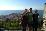 Besuch Anze (SLO, Piran, Cerklje, Ljublijana)